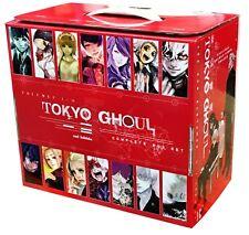 Tokyo Ghoul Volume 1-14 Collection 14 Books Set Sui Ishida Anime & Manga Series