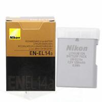 New  EN-EL14a Battery for Nikon Df P7800 P7100 D5300 D3100 D5300 D5100 D5500