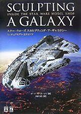 STAR WARS Sculpting A Galaxy Miniature Model Perfefct Guide Book
