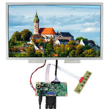 "VGA LCD Controller Board With 15.6"" LQ156M1LG21 1920x1080  IPS LCD Screen"