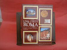"""Jannattoni, Livio: """" Una certa Roma""""  Libreria editrice Frattina, 1971"""
