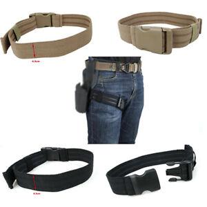 TMC2955 Tactical Elastic Band Strap Thigh Strap ( BK / DE ) for Belt Adapter