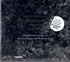 Verzeichnis einiger Verluste Ungekürzte Lesung mit Bettina Hoppe 6 CD [GS 1-12]