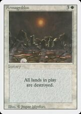Armageddon Revised HEAVILY PLD White Rare MAGIC THE GATHERING MTG CARD ABUGames