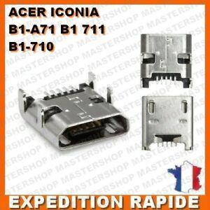 CONNECTEUR DE CHARGE DOCK MICRO USB ACER ICONIA B1-710  B1-711  B1-A71 MS® PRO