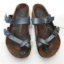 Birkenstock Arizona Birko Flor Cork Size 37 Sandals Mens Womens Unisex