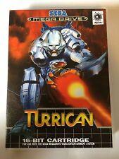 Turrican - Sega Genesis - Replacement Case - No Game