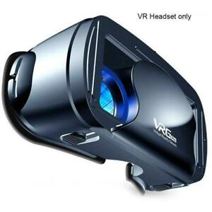 NEU 3D Virtual Reality Gaming PC VRG PRO Headset Movie HOT VR For Phone Neu