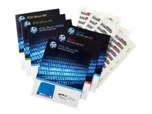 HP - Q2014A - RW Bar Code Label Pack - Strichcodeetiketten