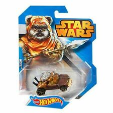 Hot Wheels Star Wars Wicket ¡oferta