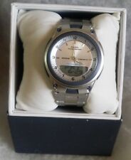 *nEW oLD sTOCK* AUTHENTIC CASIO AW-80 SPORTS CHRONOGRAPH Watch / 50m WR