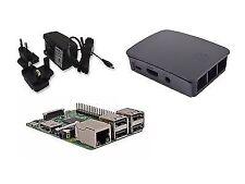 Raspberry Pi RPi3 Official Starter Kit - Black
