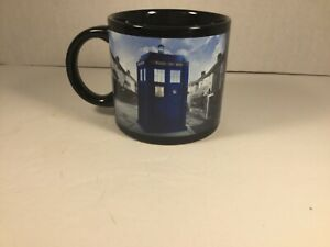 Dr. Doctor Who Disappearing Tardis Coffee Mug new Bin 8