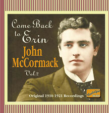 John McCormack - Come Back to Erin [New CD] Germany - Import