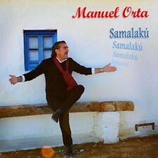 MANUEL ORTA - SAMALAKÚ [CD]