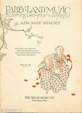 Fairyland Music, Ada May Piaget, 1926