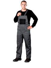 Latzhose grau Arbeitshose Arbeitskleidung Multi Master Top 62
