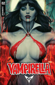 VAMPIRELLA ISSUE 2 - FIRST 1st PRINT COVER A STANLEY 'ARTGERM' LAU - DYNAMITE