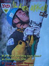 Programa 1996/97 vfb stuttgart-borussia dortmund