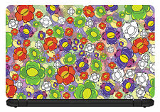 15.6 inch Artistic/Floral-Laptop Vinyl Skin/Decal/Sticker/Cover -LP14