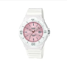 Casio LRW-200H-4E3VDF White Resin Watch for Women