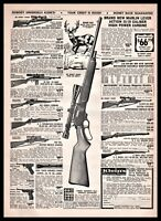 1964 MARLIN 30/30 Lever-action Carbine Klein's Sporting Goods PRINT AD