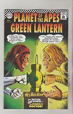 DC COMICS BOOM STUDIOS PLANET OF THE APES GREEN LANTERN #2 1:10 RI VARIANT NM