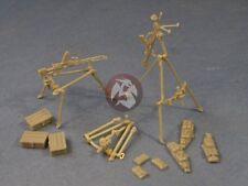Resicast 1/35 Bren Light Machine Gun and Tripod (3 kits and Accessories) 352272