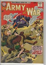 Our Army at War #143 Sgt. Rock