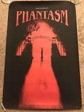 David O'Brien Phantasm Movie Art Print Poster Mondo Horror Tall Man Angus Scrimm
