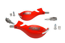 Barkbusters EGO Hand Guards Handguards - Two Point Straight Mount - Red