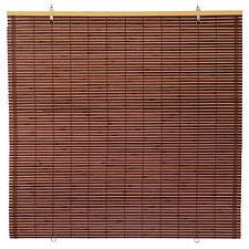 Bamboo Cordless Window Shade - Mahogany