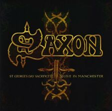 Saxon - St Georges Day  Live in Manchester [CD]