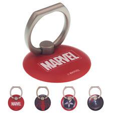 MARVEL Avengers Spider Man Captain America Cell phone Finger Ring Stand Holder