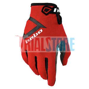 Hebo 2020 NANO PRO 3 Trials Riding Gloves Red-Trials-Offroad-Adventure FreePP