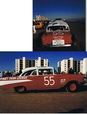 CD_542 #55 Tiny Lund '57 Chevy     1:64 Scale Decals  ~OVERSTOCK ~