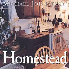 Michael Johnathan: Homestead  Audio CD