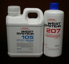 West System Epoxy Resin Kit - 1.33Ltr - Special Clear Coating Resin Kit