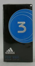 Adidas 3  For Men EDT Eau de Toilette 50ml