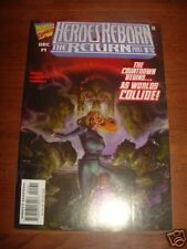 Heroes Reborn, The Return #1 Comic Zone Variant Coa