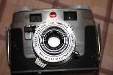 Kodak Signet 35 kodak Synchro 300 shutter kodak ektar lens 44mm/3,5 re 8936