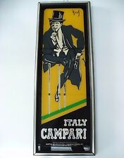 Vintage Italy Campari Bar Sign