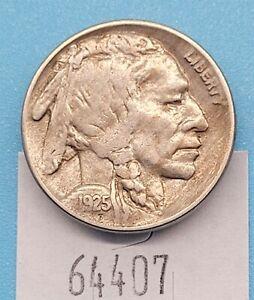 West Point Coins ~ 1925-D Buffalo Nickel AU