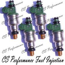 OEM Denso Fuel Injectors Set for 1992-1995 Mitsubishi Expo 2.4L L4 1993 1994 LRV