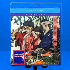 Samurai Champloo: Complete Series Collection Anime Blu-ray + Digital NEW SEALED