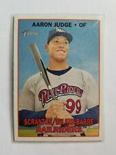 2016 Topps Heritage Minor League Aaron Judge SP #210 SHORTPRINT