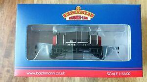 """Bachmann 38-400B SR 25 Ton """"PILL BOX"""" Brake Van SR Brown NEW"""