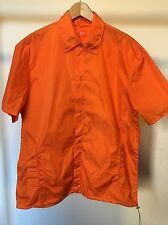 Hugo Boss Men's Orange Shirt