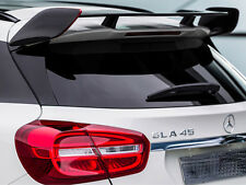 Mercedes X156 GLA Roof Wing Window Spoiler GLA200 GLA250 GLA45 AMG
