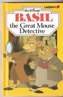 Basil, the Great Mouse Detective (Book of the Film), Disney, Walt, Very Good, Ha